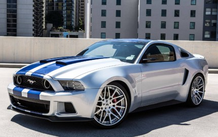 Need For Speed: Ford Mustang