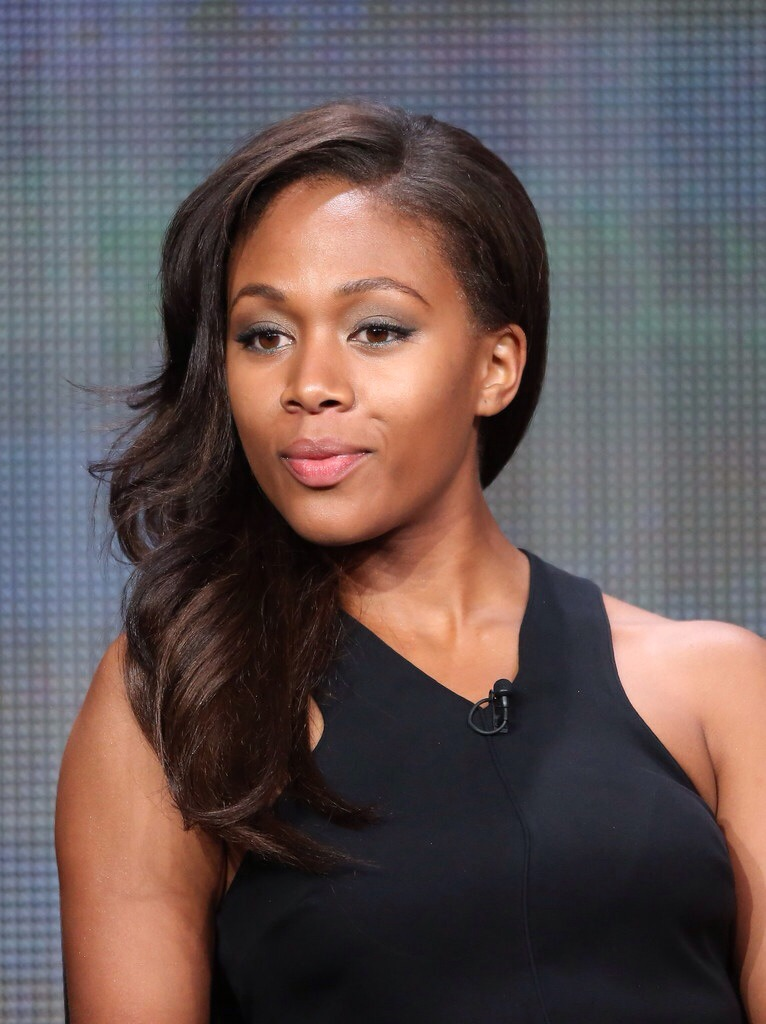 Nicole Beharie Talks About Sleepy Hollow's Abbie - On Edge TV