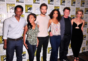 """Sleepy Hollow"" Press Line - Comic-Con International 2014"