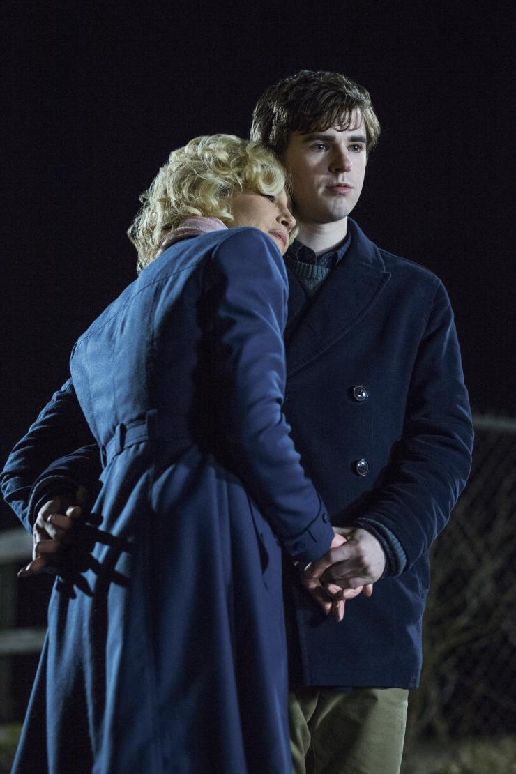 norma and norman bates relationship