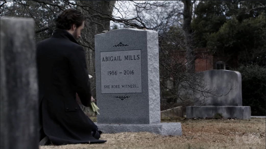 Image result for abbie mills death