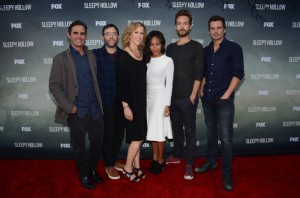 "FOX's ""Sleepy Hollow"" Los Angeles Special Screening And Q&A at Hollywood Forever"