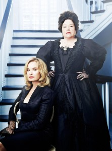 Jessica Lange and Kathy Bates